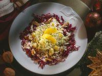 Fennel and Orange Salad with Radicchio recipe