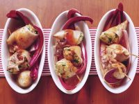 Fennel and Parmesan Stuffed Cuttlefish recipe