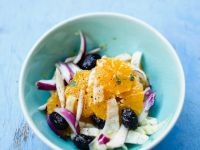 Fennel Salad with Orange and Onions recipe