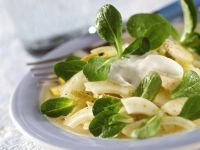 Fennel Salad with Pears recipe