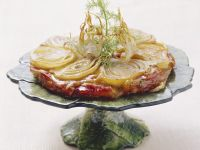 Fennel Tatin recipe