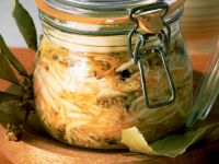 Fermented Cabbage and Carrots recipe