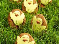 Festive Baby Bird Biscuits recipe