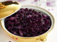 Festive Braised Cabbage recipe