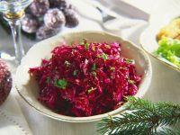 Festive Cabbage Salad recipe
