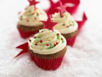 Festive Cakes with Buttercream recipe
