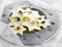 Festive Choc Edible Decorations recipe