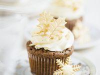 Festive Chocolate Mini Muffins recipe