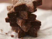 Festive Chocolate Stars recipe