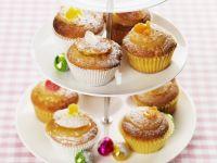 Festive Decorated Cupcakes recipe