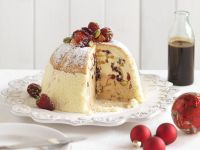 Festive Dome Cake recipe