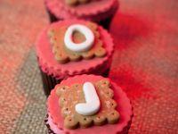 Festive Letter Cakes recipe