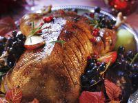 Festive Roast Poultry recipe