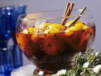 Festive Spiced Punch recipe