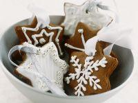 Festive Star Cookies recipe