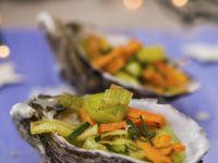 Festive Stuffed Seafood Shells recipe