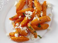 Feta and Parsley Carrots recipe