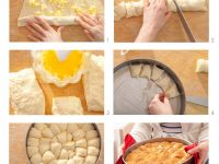 Soft Cheese Bread recipe