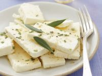 Feta Cheese with Rosemary Honey recipe