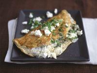 Feta Omelet recipe