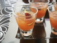Fig and Melon Cocktail recipe