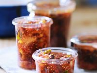 Fig and Pistachio Jam recipe