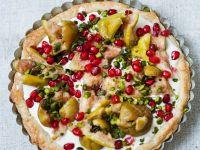 Fig Cream Tart recipe