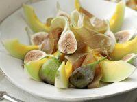 Fig, Melon and Prosciutto Platter recipe