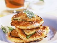 Fig Pancakes with Syrup recipe