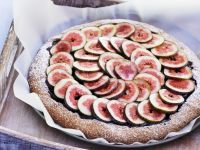 Fig Flan recipe