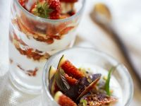 Figs and Yogurt recipe