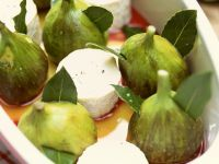 Figs with Goat Cheese recipe
