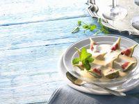 Figs with Yogurt Cream recipe