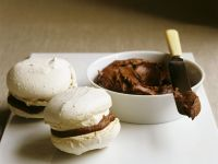 Filled Autumn Macaroon recipe
