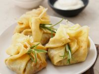 Filled Beef Parcels recipe