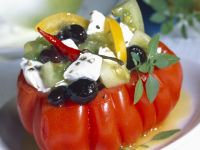 Filled Beef Tomatoes recipe