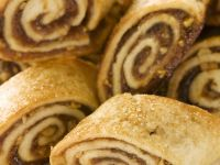 Filled Pastry Rolls recipe