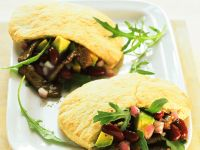 Filled Pita Sandwiches recipe