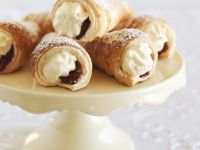 Filled Puff Pastry recipe