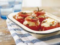Filled Vine Tomatoes recipe