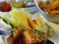 Fillet Steak with Mustard Crust recipe