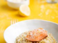 Fish and Grain Risotto recipe