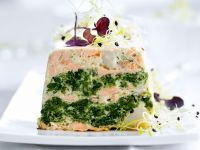 Fish and Green Leaf Loaf recipe