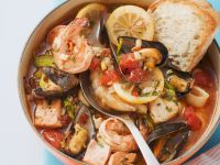 Fish and SShellfish Ragout recipe