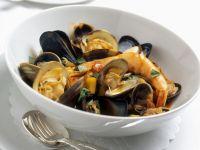 Fish and Shellfish Stew recipe
