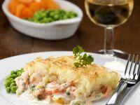 Fish and Shrimp Shepherd's Pie recipe