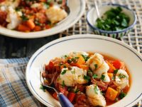 Fish and Vegetable Stew recipe