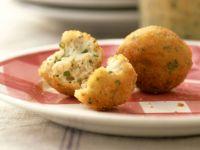 Fish Balls with Mustard Sauce recipe