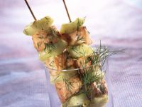 Fish Brochettes recipe