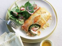 Fish En Croute recipe